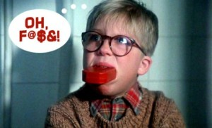 The F Word - A Christmas Story
